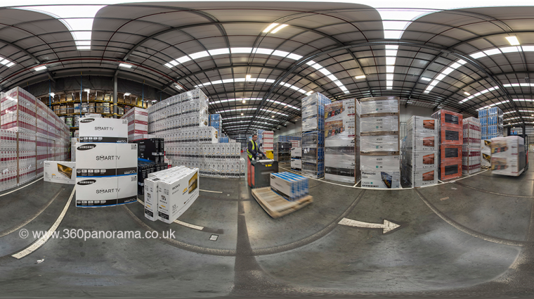 Currys PC World Knowhow distribution centre